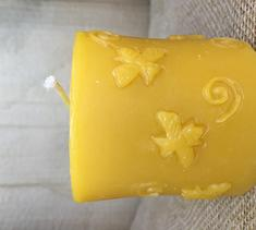 Candles Purchased From Cross Creek Are 100 Pure Florida Beeswax And Each Candle Is Hand Poured By Nancy Gentry Farmbeesgmail